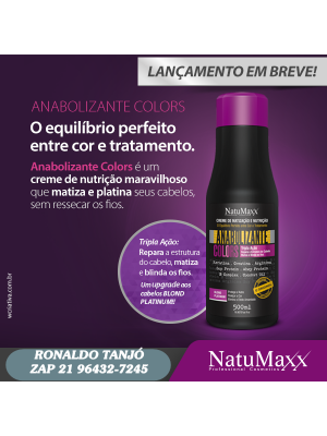 ANABOLIZANTE COLORS 500ML