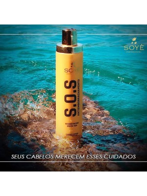 S.O.S ANTI EMBORRACHAMENTO SOYE DE 500ML